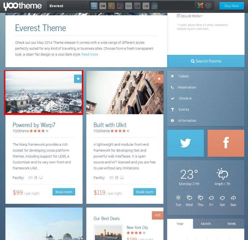 Template Yootheme Everest Joomla Forum Hilfe Zu Joomla